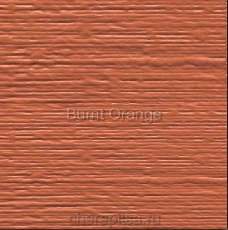 Сайдинг Миттен Орегон Прайд цвет - Burnt Orange